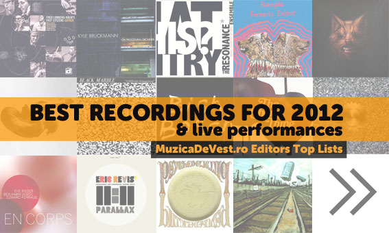 best20112 MdVs Editors Top Lists for 2012