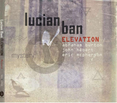 LUCIAN BAN  Elevation _ Mystery